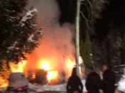 fire railroad ave Epping now