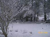 snow in Dugspur, Va