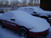Wilkesboro Snow