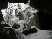 Wampahoofus Cave