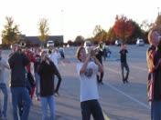 "Northwest Guilford Viking Band Practice ""Vegas"" Nov. 3, 2011"
