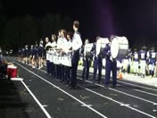 Mount Tabor Drumline Track Show