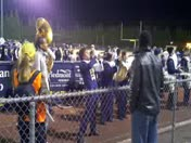 Seth entertains the students at playoff game.flv