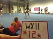 Northwest JV Cheerleaders