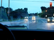 Traffic Jam in Winston-Salem