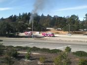 Fire on 17 today