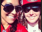 Let\'s go niners !!!!\nLet\'s kick some ass ! #lovemyteam #niners #ninerlife  #n