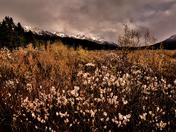 autum mountains