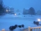 Pine-Richland this morning