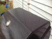Heavy Sleet in Kenner (Roosevelt & W.Metairie area)