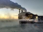 Port Washington Electric Co. -14 frigid morn