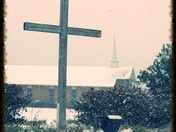Pearson Baptist Church  snow day!!!