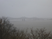 Mississippi River Bridge 1-28-2014