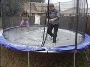 trampoline ice