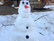 "Olaf from Disney's ""Frozen"""