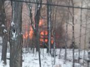 fire in tupper lake