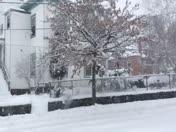 Snow in Lynn,ma