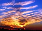 Severn, MD. Sunset