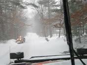 Snow Plow Ride Along