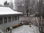 Snowstorm Greenville, SC 2/11/2014