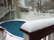 City of Laurens Snow Pic