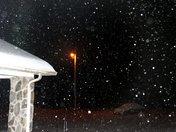 Snow in Ararat, NC
