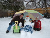 This is how we do snow in SC!