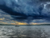 Storm Chasing on Orr Lake