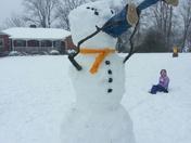 The Schenker Snowman