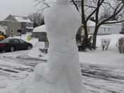 """Snow""""man"""""""