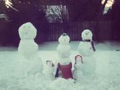Our SnowFamily