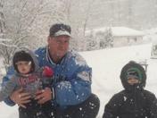Papa and his babies