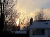 Time Lapse of SB Sunset