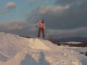 Snowboard Fun in Derry Township