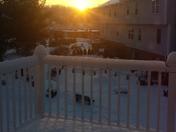 sunrise 2/17/2014