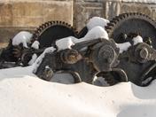 Frozen Machinery