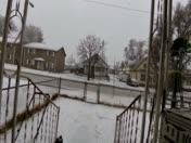 Snow Storm 20FEB2014 Time lapse