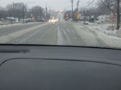 Scary Road Conditions