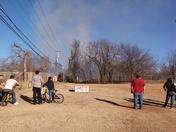 fire at schidler park se okc
