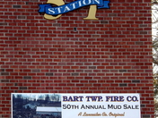 1st Fire Company Sale in Lancaster Co