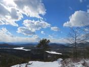 Rattlesnake Mt. View (NY High Peaks)