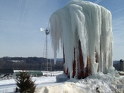 Ice Storm Beauty