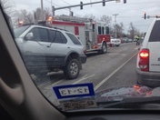 accident in Rogers
