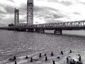 Stormy Rio Vista Bridge