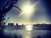 Sacramento River Sunrise