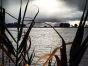 Sacramento River Storm