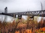 Storm Day Rio Vista Bridge