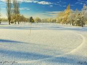 Golfing or Skiing?