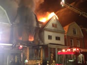 2 House fire in East Pittsburgh