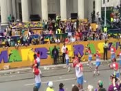 Mayor Mitch Landrieu Dancing to 610 Stompers